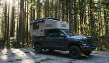 車尾放上這車廂 皮卡直接變身露營車
