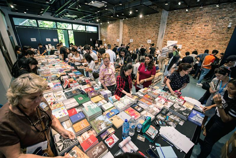Books galore during George Town Literary Festival 2017.