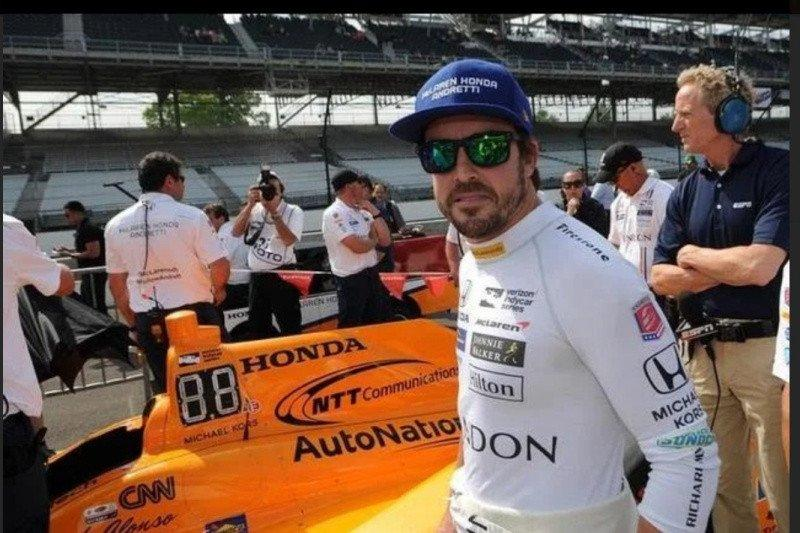 Jika Alonso kembali ke F1, aku akan sangat senang, kata Ocon