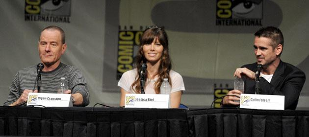 Comic-Con 2012: Pink eye causes trouble on set of 'Total Recall'