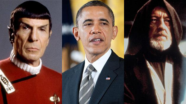 'Jedi mind-meld' is not the Star Wars reference President Obama's looking for