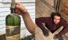 百年老屋翻出66瓶陳年威士忌 專家評估總價逼近百萬