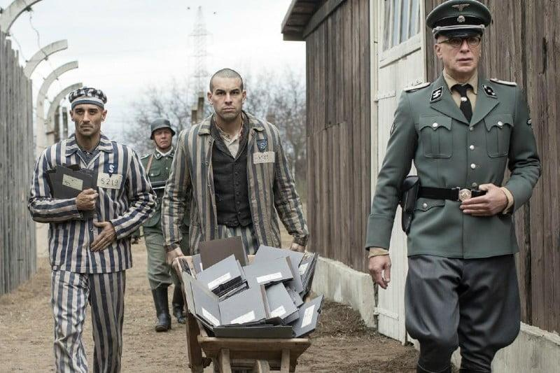 Shot from the Photographer of Mauthausen