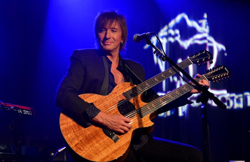 Richie Sambora Pays Tribute to 9/11 Victims by Releasing 'Engine 19′