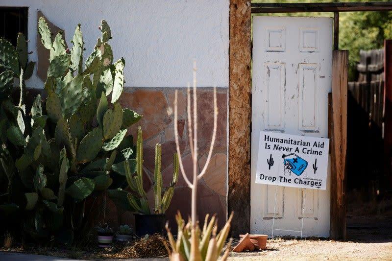 Aktivis perbatasan Arizona dinyatakan tidak bersalah karena sembunyikan migran