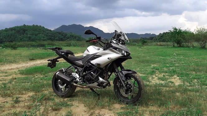 Yamaha R25 Ini Bisa Dipakai di Dua Alam