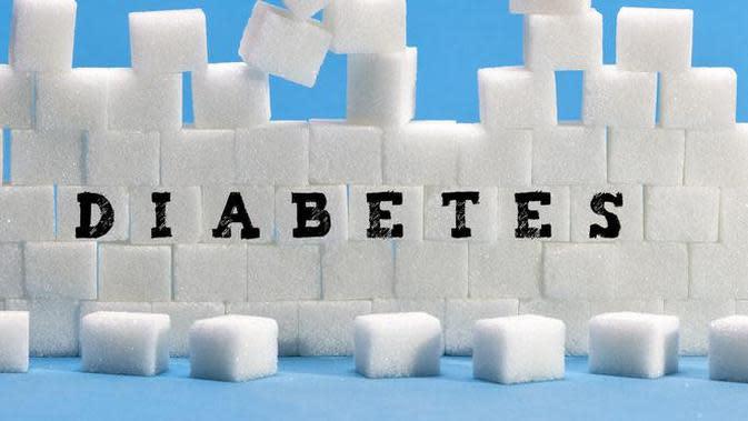 Ilustrasi diabetes (iStockphoto)