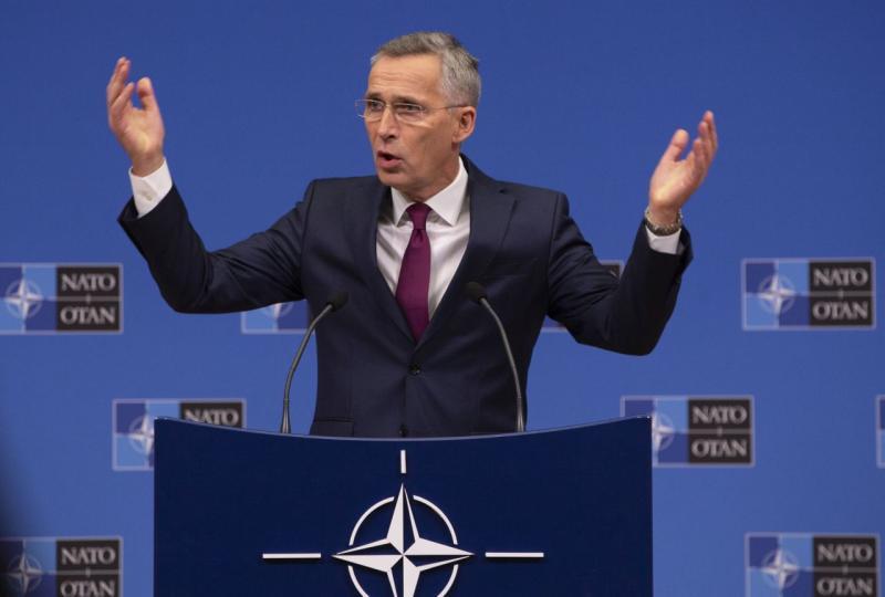 NATO bertempur dengan diri sendiri ketika para pemimpin bersiap untuk KTT London