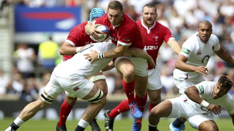 Britain Rugby International