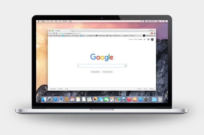 Google Chrome Mac App