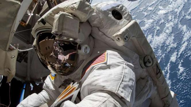 Segini Gaji Astronaut NASA Tiap Bulannya