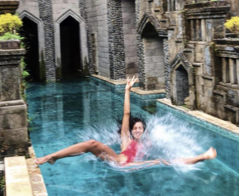 Love Island Australia star Vanessa Joli