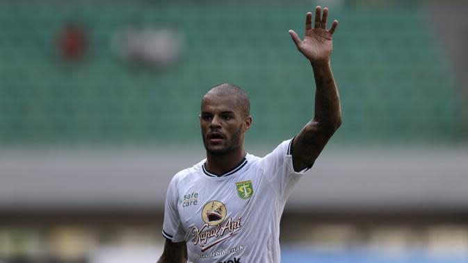 Kembali ke Persebaya, David da Silva Tak Sabar Berjuang Lagi di Shopee Liga 1