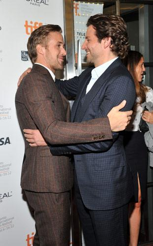 Ryan Gosling and Bradley Cooper hug it out post-'Sexiest Man Alive' scandal