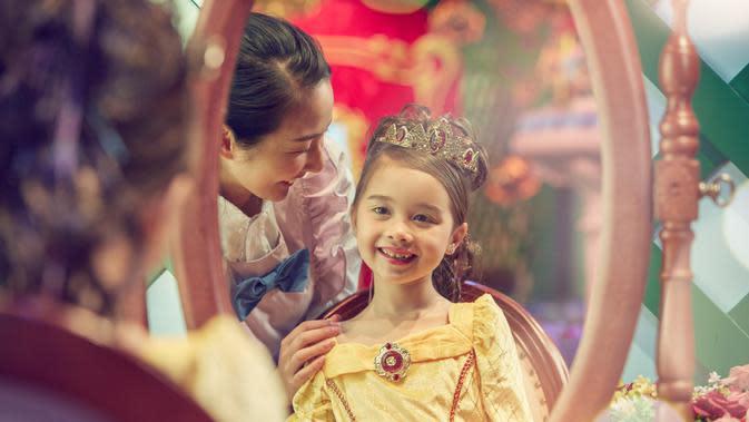 Liburan di Hong Kong Disneyland. (Foto: Dok. HKDL)
