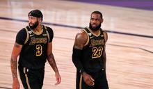 NBA/G5穿曼巴球衣 一眉哥:不讓Kobe失望要終結系列賽