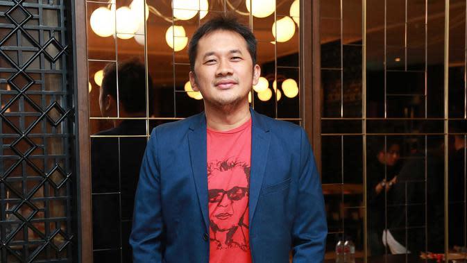 Hanung Bramantyo. (Nurwahyunan/Bintang.com)