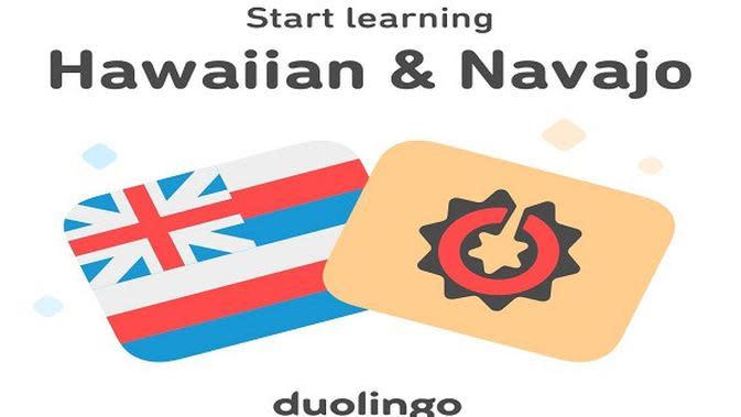 Aplikasi Duolingo. (Liputan6/Twitter/@Duolingo)