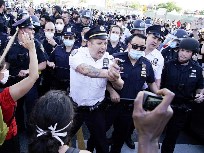 紐約警局一年花2億美金 賠償和解