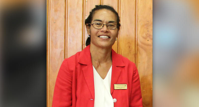 Hamilton's Fraser High School Principal Virgina Crawford has sparked outrage with her controversial truancy speech at an assembly.