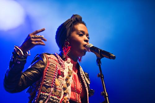 Lauryn Hill Releases New Single 'Neurotic Society (Compulsory Mix)'