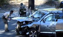 【全球24小時】老虎伍茲自撞車頭全毀雙腿骨折!警方:能活下來很幸運