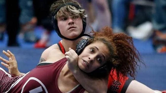 Transgender mengikuti ajang olahraga.(Source: List verse)