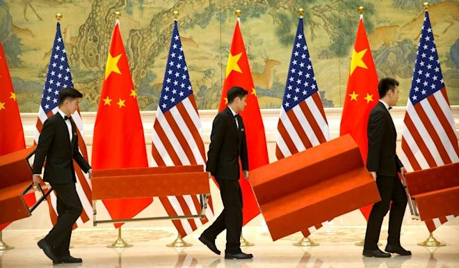 Relations between China and the United States have been prickly despite the parties signing phase one of a momentous trade deal in January. Photo: Reuters