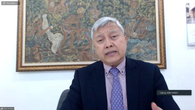 Dubes RI untuk Vietnam Ibnu Hadi. Dok: Tommy Kurnia/Liputan6.com