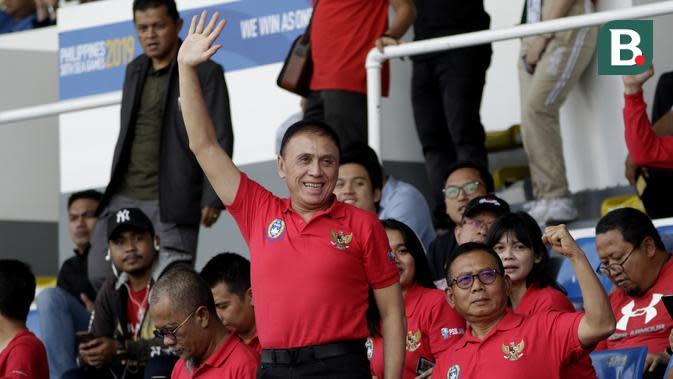 Iwan Bule Ungkap Alasan Tunjuk Dirinya sebagai Manajer Timnas Indonesia U-19