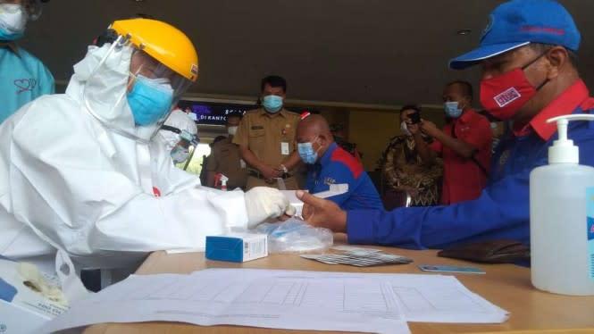 Update COVID-19 Nasional 15 Oktober: Kasus Sembuh Tambah 5.810 Orang