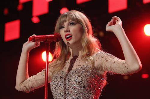 Taylor Swift Hints at 'Never Ever' Grammys Opener