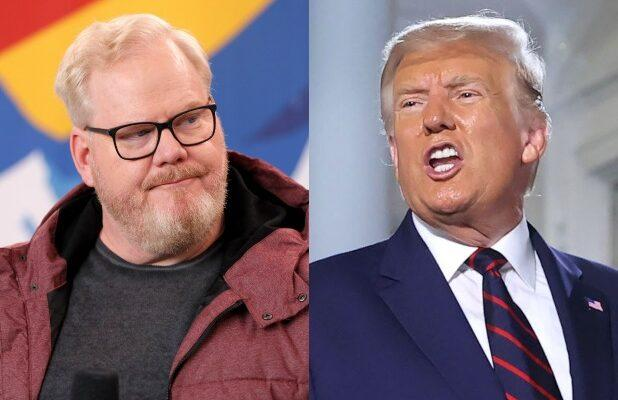Jim Gaffigan Doesn't Regret 'Harsh' Twitter Rant About Trump: 'Truth Requires Direct Sunlight'