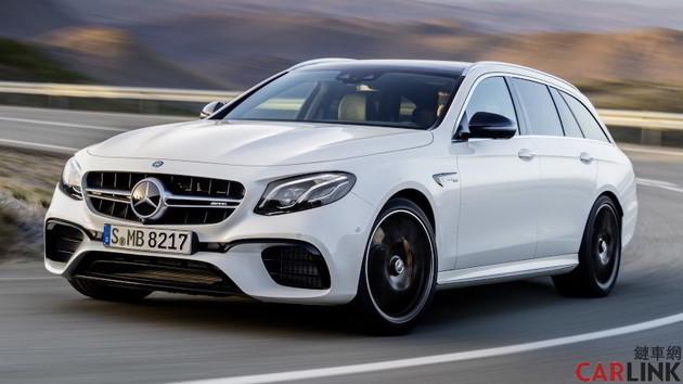地表最速旅行車確認!Mercedes-AMG E63 S Estate 紐柏林 7分45.19 秒海放蛙、牛