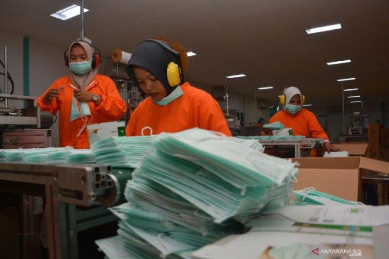 Kemenperin perlu buat panduan bagi industri kecil produksi masker SNI