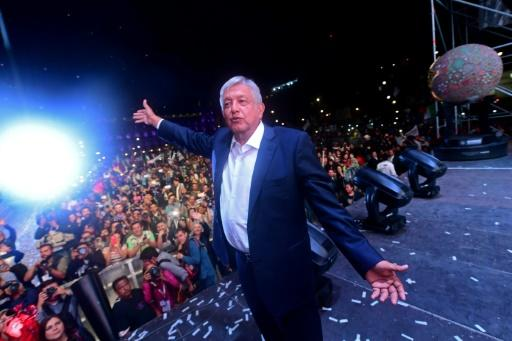 Lopez Obrador won more than 53 percent of the votes in Sunday's poll, a major upset to the establishment that raises a question mark over Mexico's relations with its powerful northern neighbor, its main trading partner