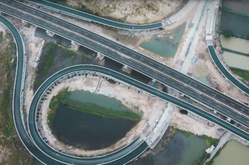 PUPR targetkan konstruksi Tol Krian - Manyar rampung akhir tahun ini