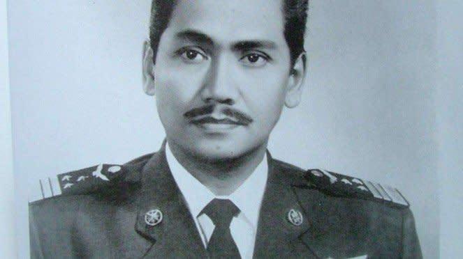VIVA Militer: Marsekal Madya UdaraTNI(Purn)Omar Dhani