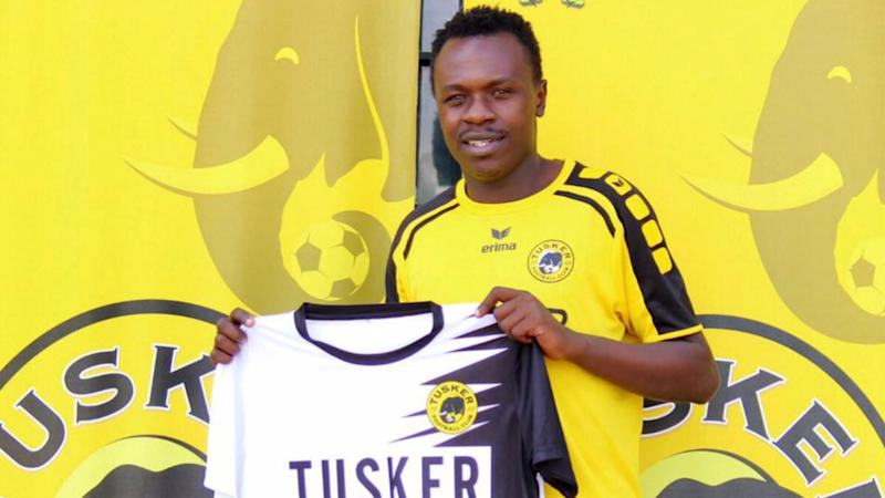 Ex-Gor Mahia forward Kevin 'Ade' Omondi joins Tusker on a two-year contract