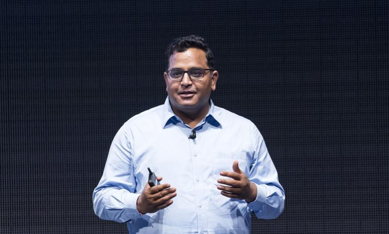 Vijay Shekhar Sharma (Photo by Tomohiro Ohsumi/Getty Images)