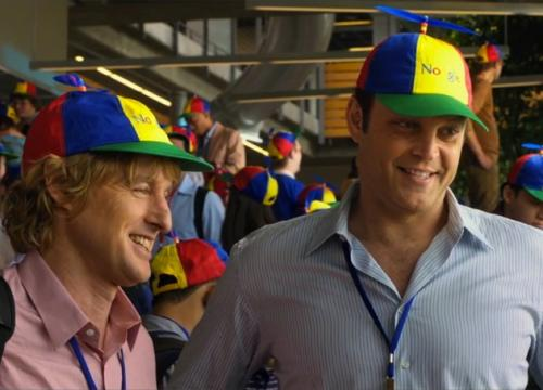 WATCH: Repetitive Trailer For 'The Internship' Could Double As Google HR Training Video
