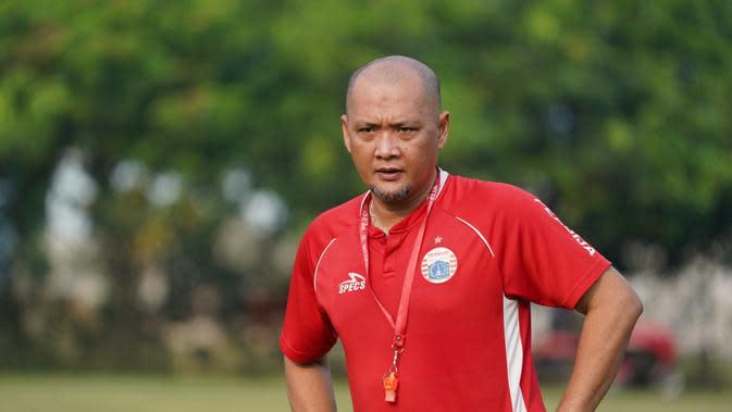 Persija Jakarta menunjuk Sudirman sebagai caretaker. (Dok Persija)