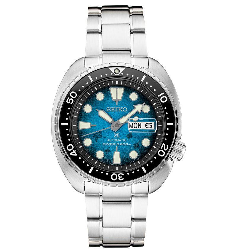 """<p><strong>$625</strong></p><p><a class=""""body-btn-link"""" href=""""https://seikousa.com/collections/prospex"""" target=""""_blank"""">LEARN MORE</a></p><p>The distinctive """"turtle"""" shape of Seiko automatic dive watches and the brand's pioneering work in professional diving (Prospex) pieces from the mid '60s makes it an enduring classic and one that still comes at a surprisingly accessible price. The SRPE39, to give it its more mundane title, is available from September at Seiko's online shop and features some new elements added this year, including a ceramic bezel insert and a sapphire crystal. But that does nothing to obscure the iconic DNA handed down from the King Turtle's predecessors from the '70s. It remains a watch that looks and feels much more expensive than it is.</p>"""
