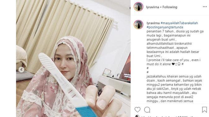 Lyra Virna (Foto: Instagram/@lyravirna)