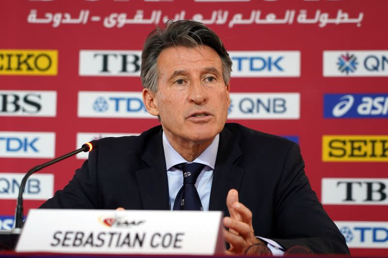 Coe hopes for 'belated season' starting in August
