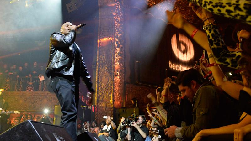 Dr. Dre, Eminem Headline Star-Studded Launch of Beats Music