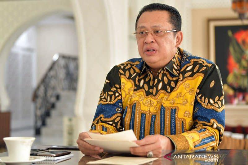 Ketua MPR dorong pengembangan sektor ekonomi potensial daerah