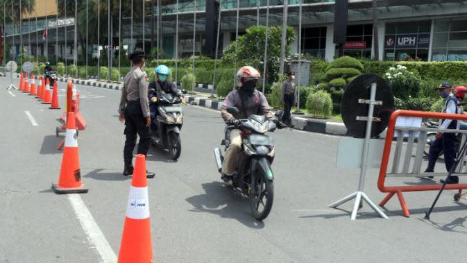 Warga Sidoarjo Paling Banyak Melanggar PSBB Surabaya Raya Tahap II, Ini Buktinya