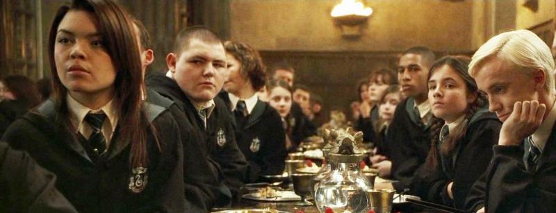 Scarlett Byrne in Harry Potter and The Half-Blood Prince. (Warner Bros.)