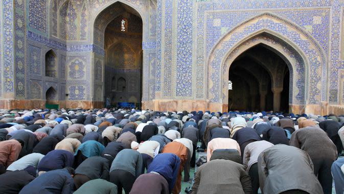 Shalat Berjama'ah / Sumber: iStockphoto